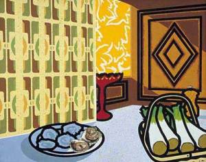 Patrick Caulfield's 'Still Life: Autumn Fashion'