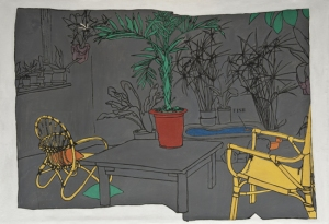 "Patrick Caulfield ""Sun Room"""